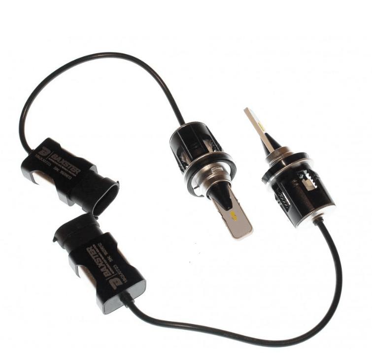 Лампы светодиодные Baxster PXL H11-H8-H9 6000K 4300Lm (P25073)