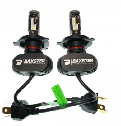 Лампы светодиодные Baxster S1 H4 H/L 6000K 4000Lm (P23795), фото 3