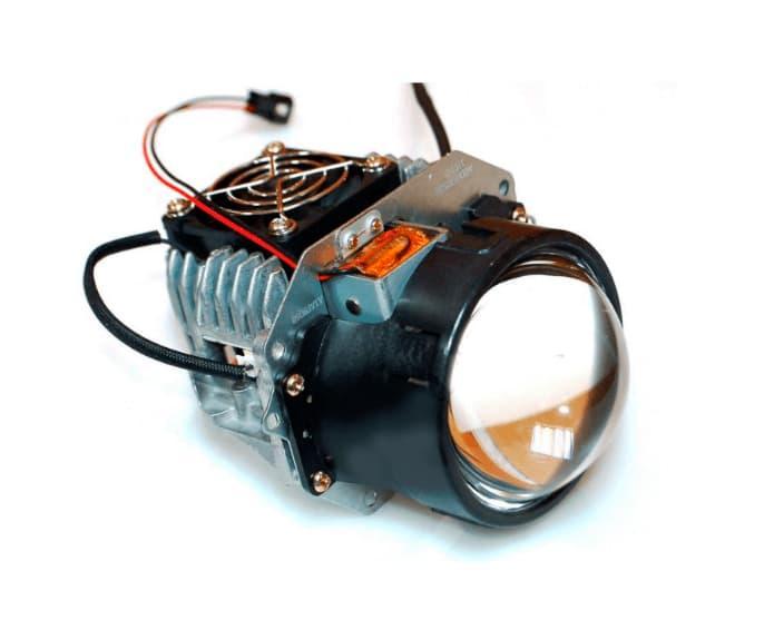 Линзы Bi-LED Baxster CR12 BLUELIGHT black (P23971)