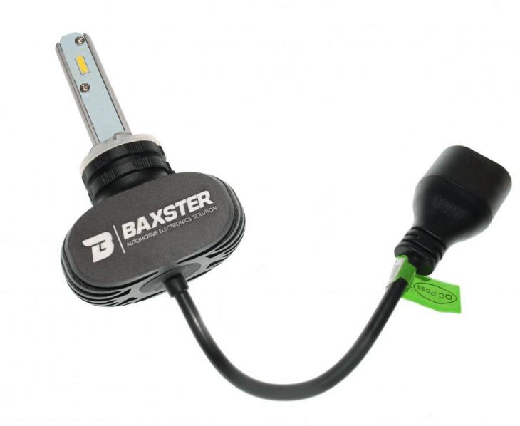 Лампы светодиодные Baxster S1 H27 6000K 4000Lm (P23792)