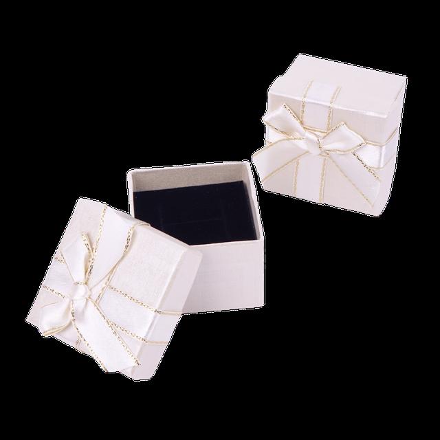 Картинка Бумажная коробочка box1-1 Бежевый