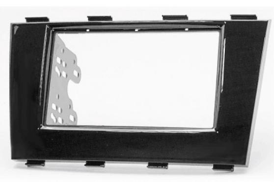 Рамка переходная CARAV 11-380 GEELY Emgrand EC8 2010-> 2DIN (Р16059)