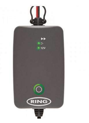 Интеллектуальное зарядное устройство RING RESC704 4A Smart Battery Charger