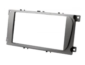 Рамка переходная 11-416 Ford Focus II/Mondeo/C-Max 2007+, Galaxy II (Silver)