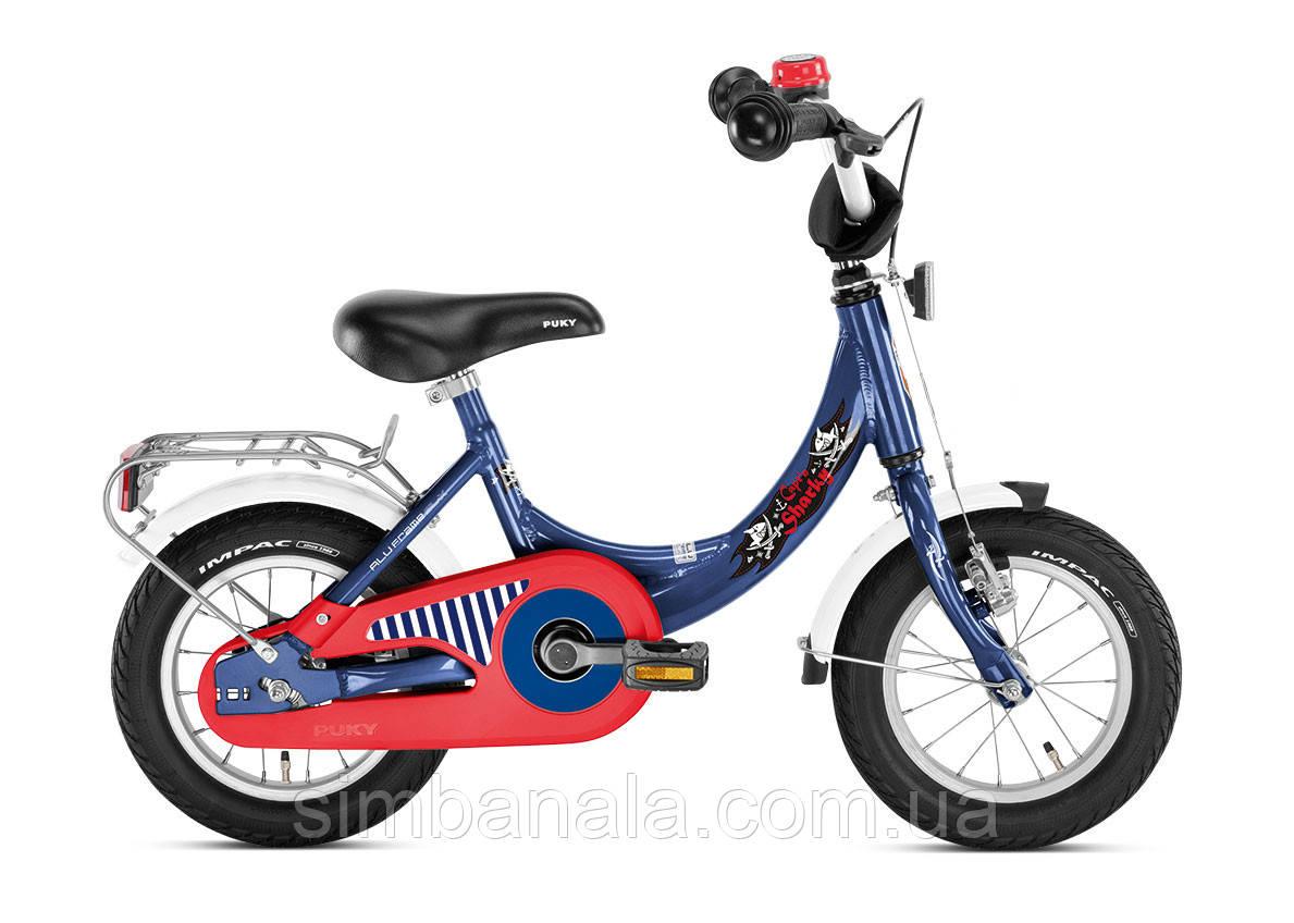 Двухколесный велосипед Puky ZL 12 Alu ( Captain's Sharky)