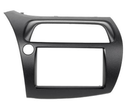 Рамка переходная CARAV 11-120 Honda Civic Type-R 06+(5D)(Left wheel) 2 DIN (Р13491)