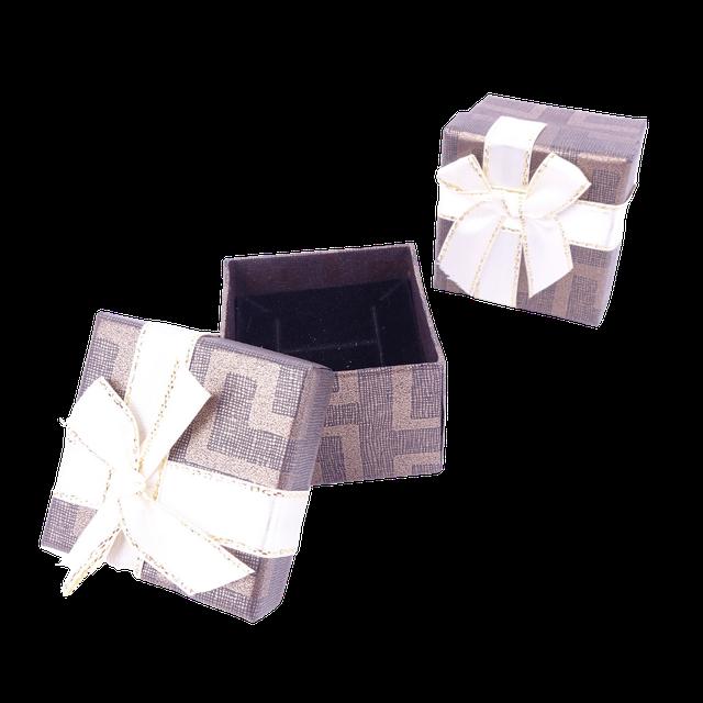 Картинка Бумажная коробочка box1-1 Коричневый