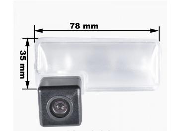 Камера заднего вида Prime-X CA-1372 Subaru