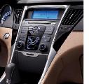 Рамка переходная 11-139 Hyundai Sonata 11->(2х зональный климат), фото 3