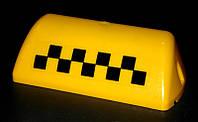 "Auto Sports - ""Шашка"" такси, запасное стекло для ремонта фонаря знака такси (Yellow)"