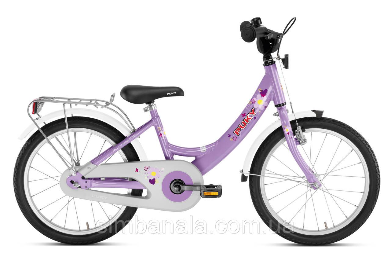 Велосипед Puky ZL 16 Alu ( Лиловый/Mac)