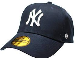 Бейсболка кепка NY коттон в пяти цветах