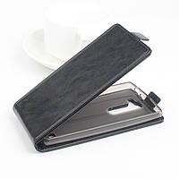 Чохол для фліп LG Magna чорний, фото 1