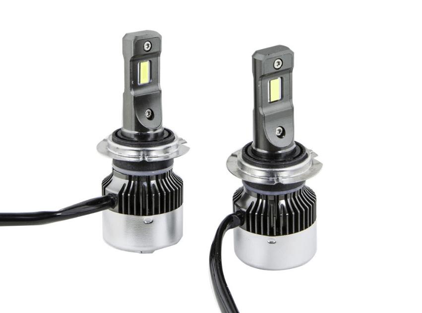 Светодиодные лампа Sho-Me G1.7 H7 30W (2шт)