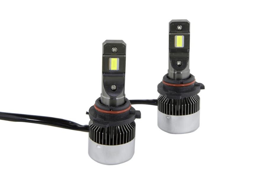 Светодиодные лампы Sho-Me G1.7 9006 30W (2шт)