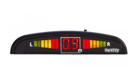 Парковочный радар ParkCity Odessa 418/102 черный