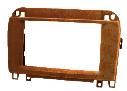 Рамка переходная CARAV 11-409 Mercedes-Benz SL (R230) 2001+ wooden 2-DIN (Р19389), фото 2