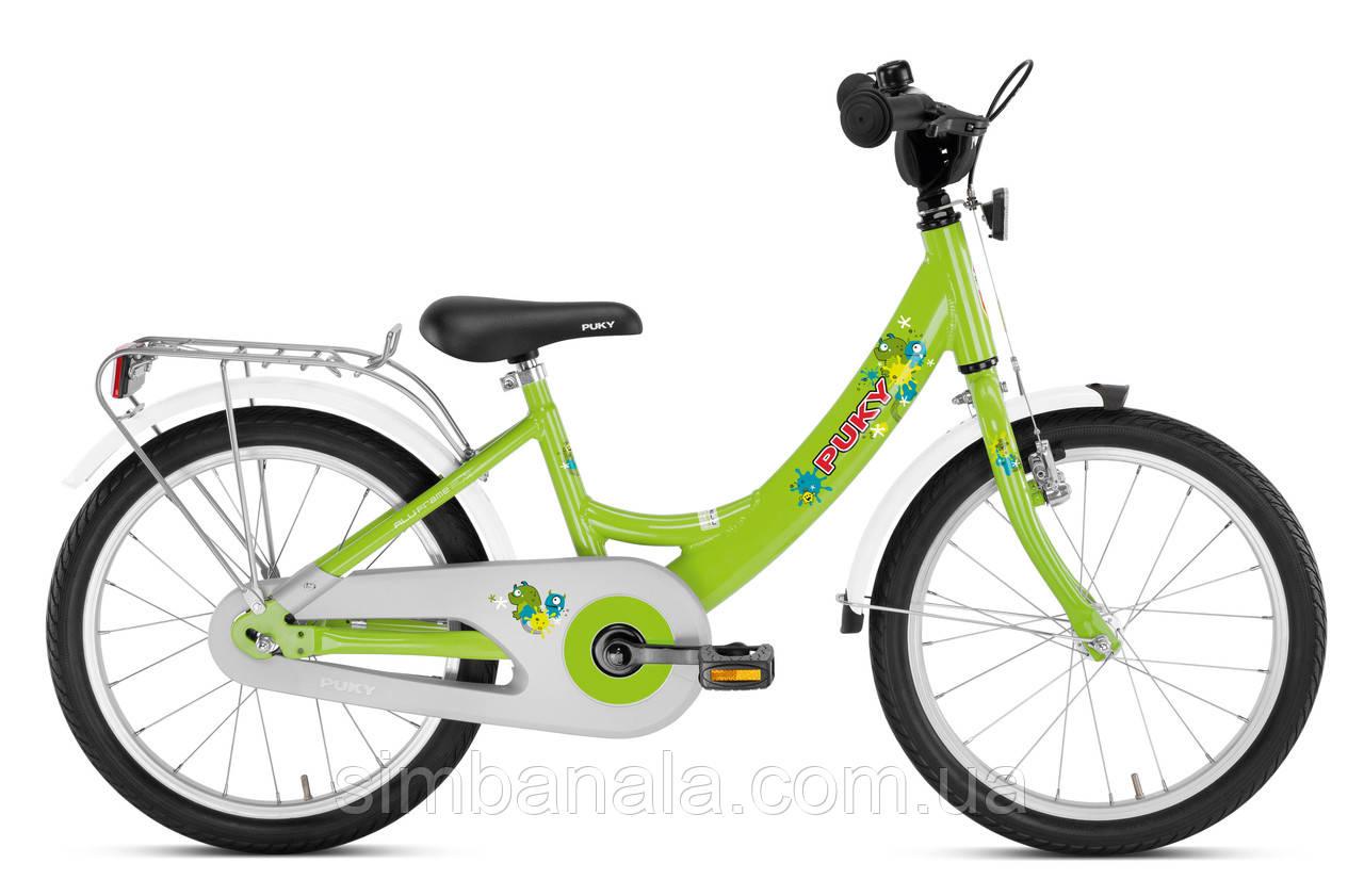 Велосипед Puky ZL 18 Alu(салатовый/kiwi), Германия