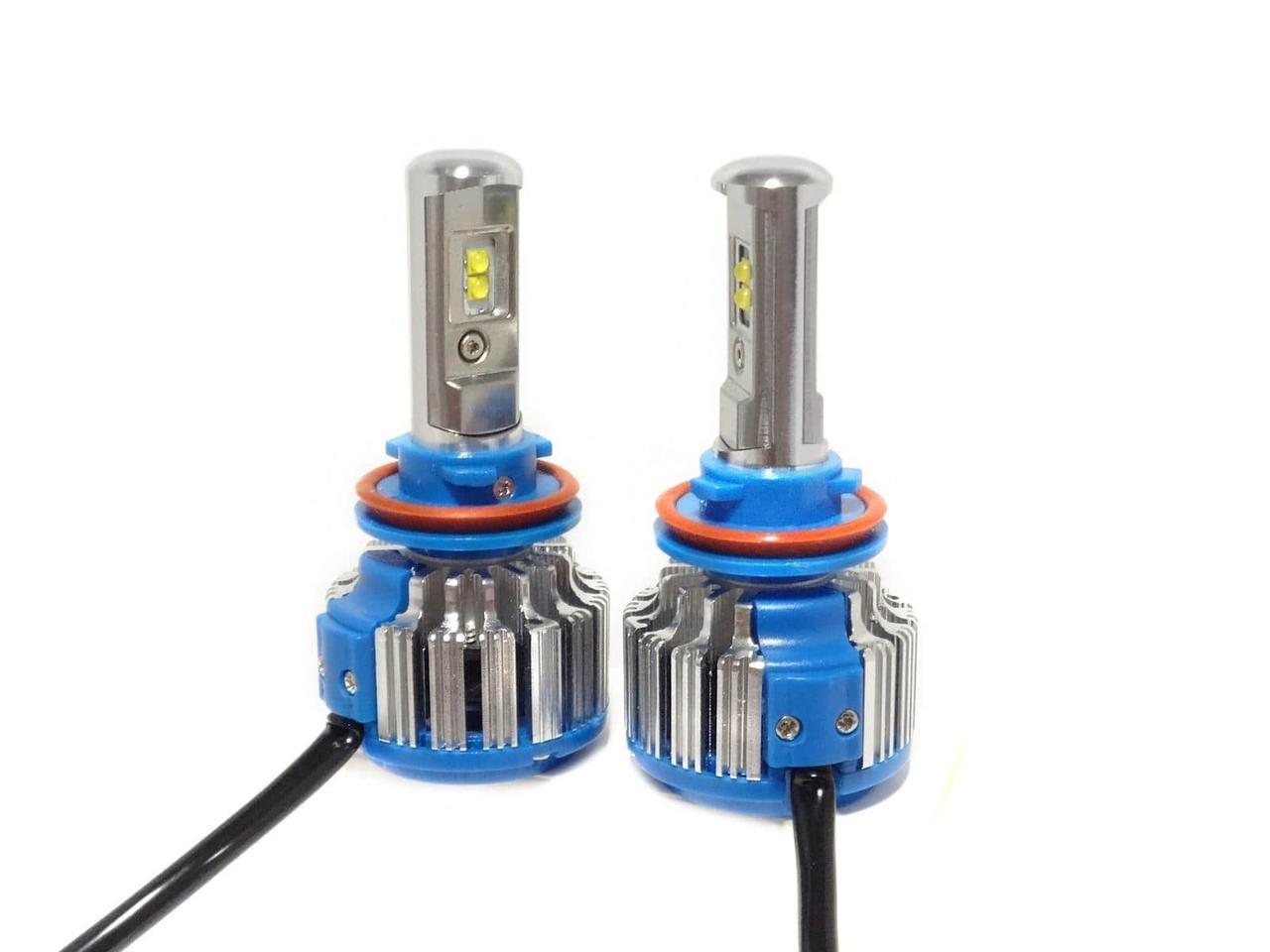Светодиодные лампы Sho-Me G1.5 H8-9-11 35W (2шт)