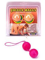 Вагинальные шарики - ORGASM BALLS, PINK