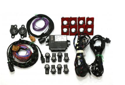 Парковочный радар VALEO PQ 8D