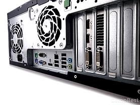 HP Compaq 8200 Tower / Intel Core i5-2400 (4 ядра по 3.1 - 3.4 GHz) / 8 GB DDR3 / 500 GB HDD / nVidia GeForce GTX 750 Ti 2GB, фото 3