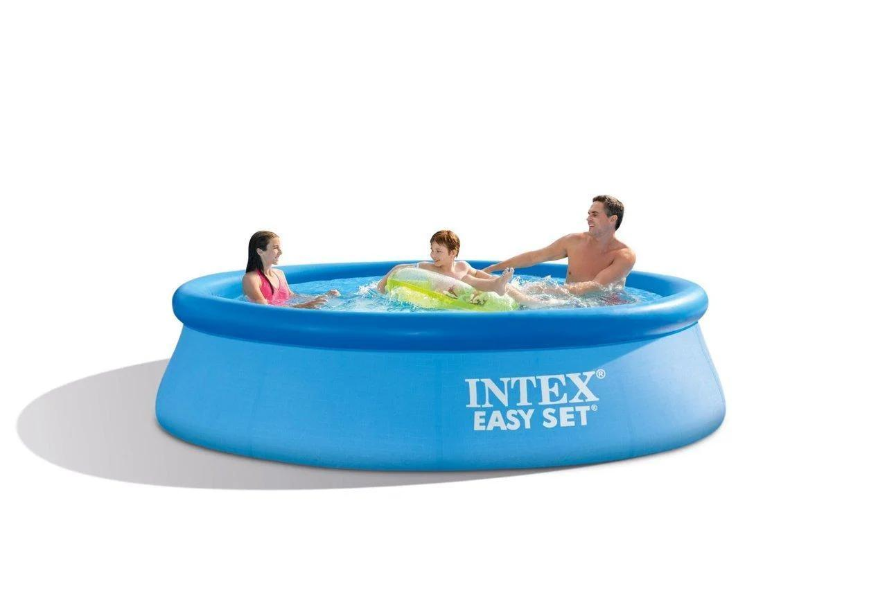Семейный бассейн Intex 28120 Easy Set 305x76 см