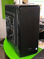 Vinga Tower / Intel Core i3-9100F (4 ядра по 3.60-4.20GHz) / 8 GB DDR4 / 240 GB SSD / nVidia GeForce GTX 1060 6 GB GDDR5 192bit, фото 2