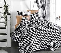 Комплект постельного белья двуспальный Бязь голд Zebra 200x220 (42663_2.0Z)