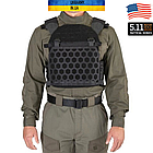 "Плитоноска 5.11 ""All Mission Plate Carrier"" - Black, фото 2"