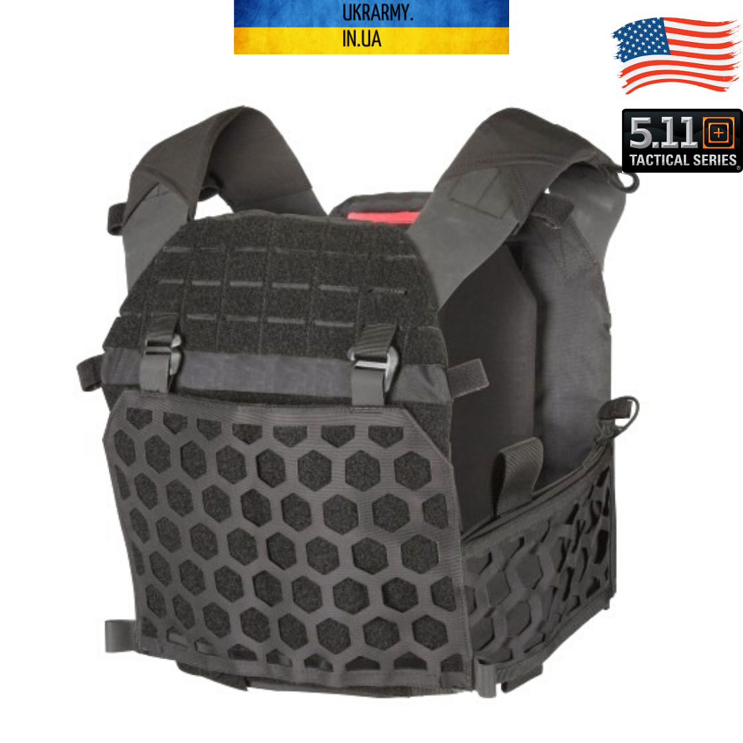 "Плитоноска 5.11 ""All Mission Plate Carrier"" - Black"