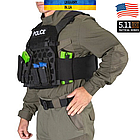 "Плитоноска 5.11 ""All Mission Plate Carrier"" - Black, фото 6"
