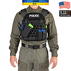 "Плитоноска 5.11 ""All Mission Plate Carrier"" - Black, фото 8"