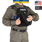 "Плитоноска 5.11 ""All Mission Plate Carrier"" - Black, фото 5"