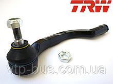 Наконечник рулевой тяги, левый на Renault Trafic III / Opel Vivaro B с 2014... TRW (Германия) JTE986