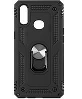 Чехол HONOR Hard Defence Series New Xiaomi Redmi 8 магнит+подставка черный (ксиоми редми 8)