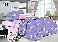 Двухспальный комплект постельного белья 180*220 100 % хлопок