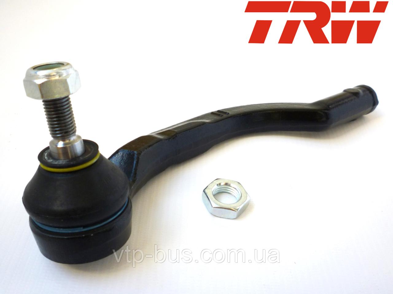 Наконечник рулевой тяги, левый на Renault Trafic / Opel Vivaro (2001-2014) TRW (Германия) JTE986