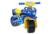 """Мотоцикл музичний Doloni """"Поліція"""" 70 x 35 x 50см різнобарвний 0139/57"""
