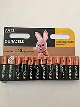 Батарейки Duracell AA 12шт