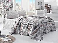 Комплект постельного белья Двуспальный Бязь Голд City Style 200x220 (7642_2.0LH)