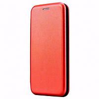 Чохол-книга Book Case Xiaomi Mi Note 10 Lite Червоний