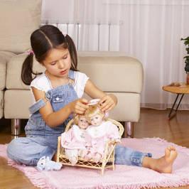 Куклы, пупсы, звери интерактивные