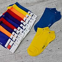 Носки укороченные под кроссовки,размер 41-45. Короткие носки спортивного стиля