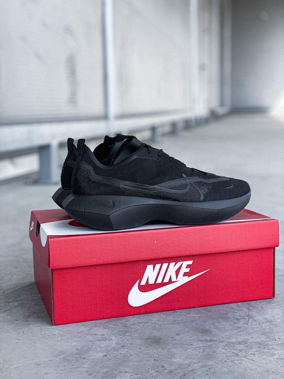 Жіночі кросівки в стилі Nike VISTA LITE black (Репліка ААА)