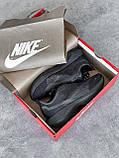 Жіночі кросівки в стилі Nike VISTA LITE black (Репліка ААА), фото 3