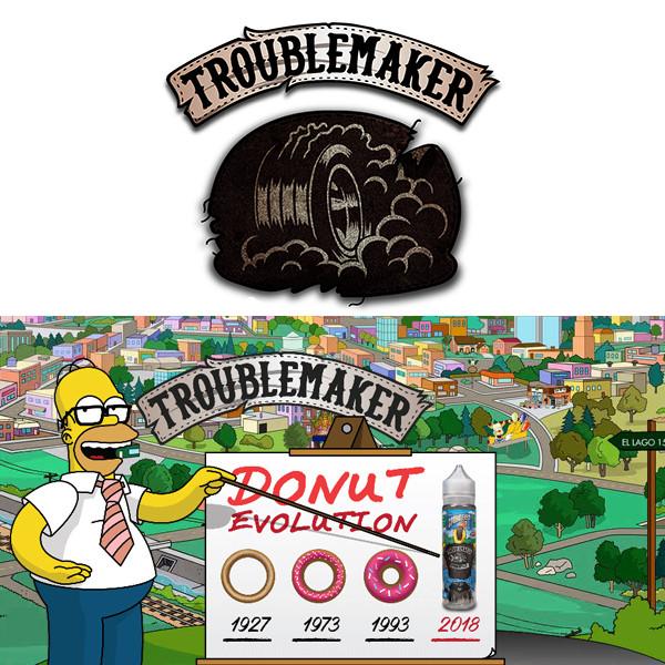 Жидкость для электронных сигарет Troublemaker | Springfield