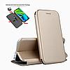 Чехол книжка G-case для Samsung Galaxy А20 А205 золотой (Самсунг А20)