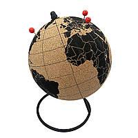 Корковый Глобус 14,5 см диаметр