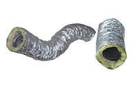 Терморукав гибкий алюминиевый воздуховод круглый Ø125 мм, 10м, фото 1